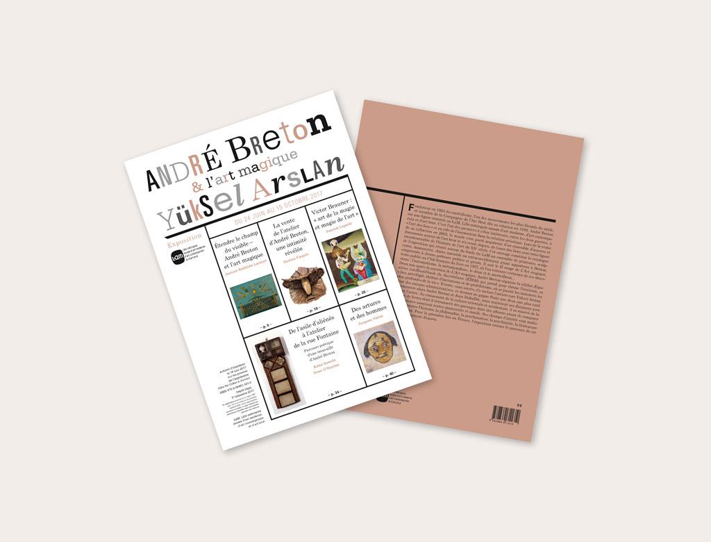 Catalogue André Breton & l'art magique – Yüksel Arslan