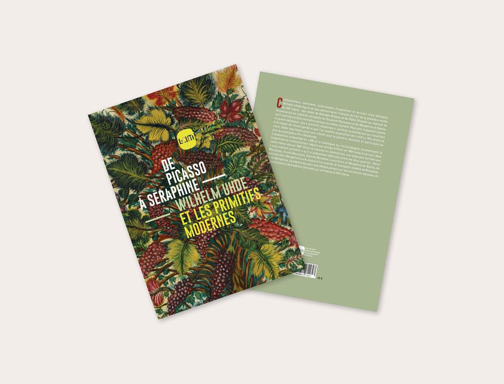 Catalogue De Picasso à Séraphine – Wilhelm Uhde et les primitifs modernes