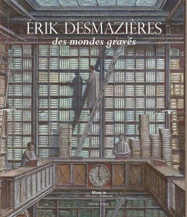 Érik Desmazières