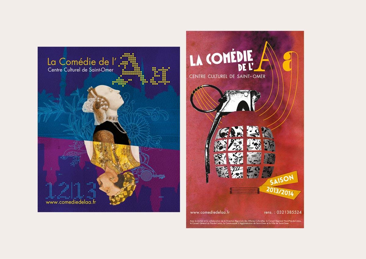 affiches (2013-2014)