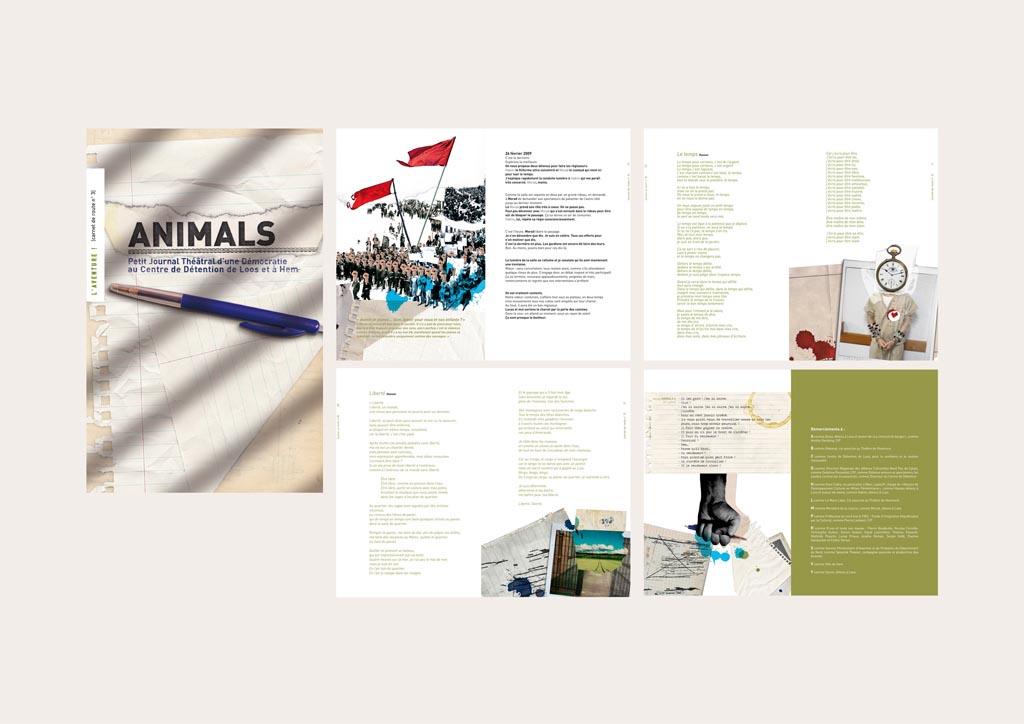 brochure (8 pages – 13 x 21 cm – 2009)